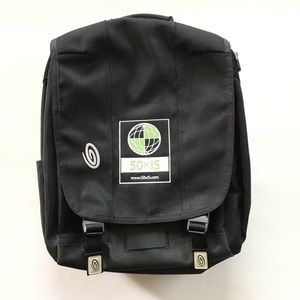 Timbuk2 Backpack Messenger Bag Canvas Single Speed